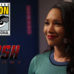 SDCC 2019 – The Flash Interview: Candice Patton On Iris' Journey & More In Season 6