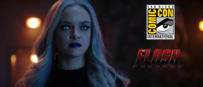SDCC 2019 – The Flash Interview: Danielle Panabaker On More Killer Frost & Directing In Season 6