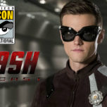 SDCC 2019 – The Flash Interview: Hartley Sawyer On Sue Dearbon Dibny & Crisis On Infinite Earths In Season 6