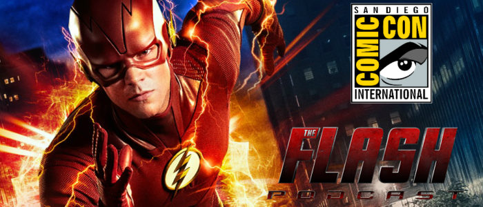 SDCC 2019 – The Flash Interview: Grant Gustin On Crisis On Infinite Earths & Season 6