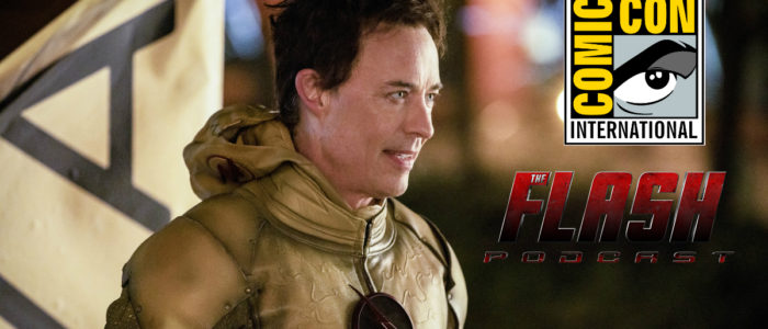 SDCC 2019 – The Flash Interview: Tom Cavanagh On New Harrison Wells In Season 6
