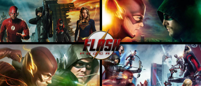 The Flash Podcast Season 5.5 – Episode 8: Arrowverse Crossovers Retrospective