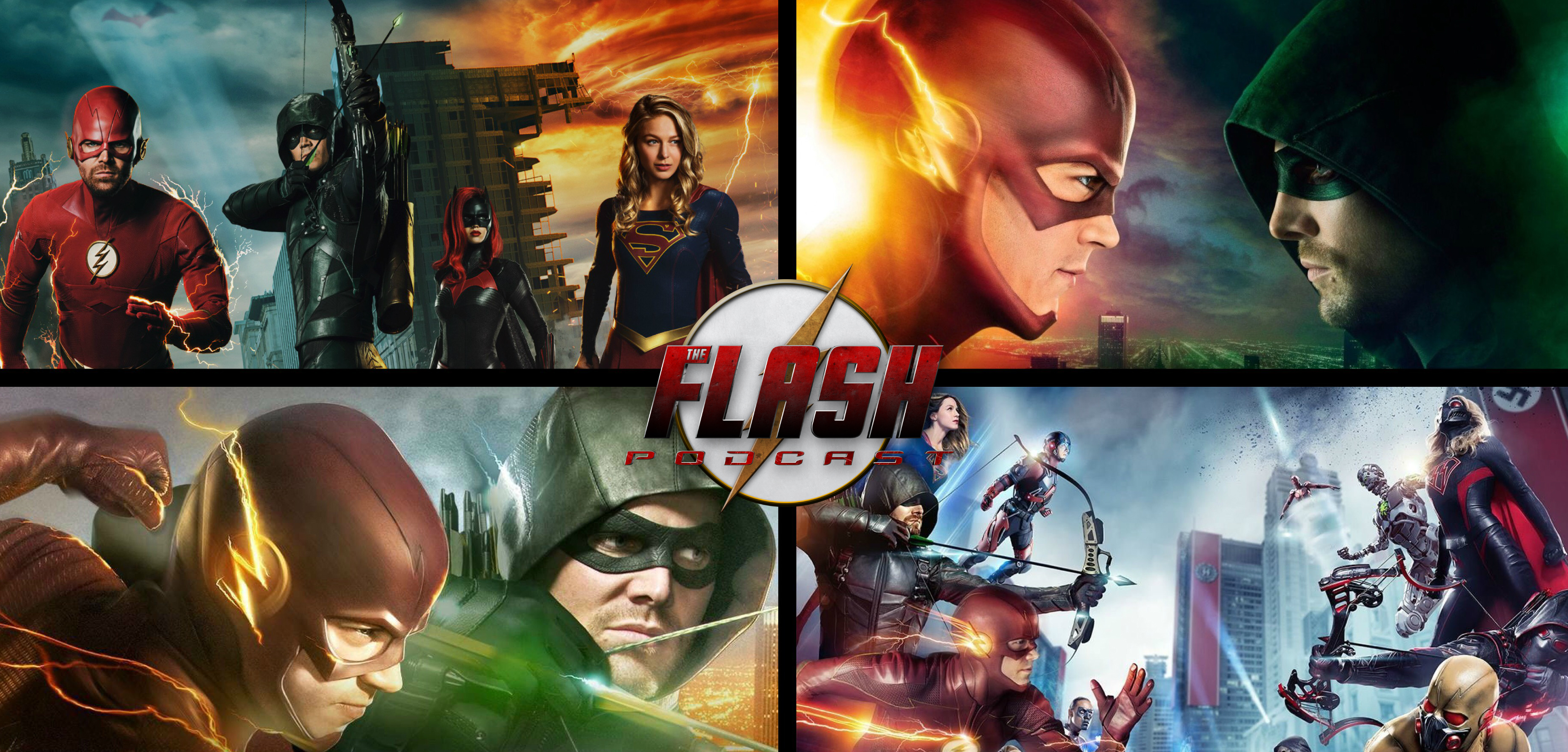 The Flash Podcast Season 5 5 - Episode 8: Arrowverse