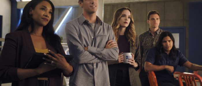 "The Flash Season 6 Episode 1 Photos: ""Into the Void"""