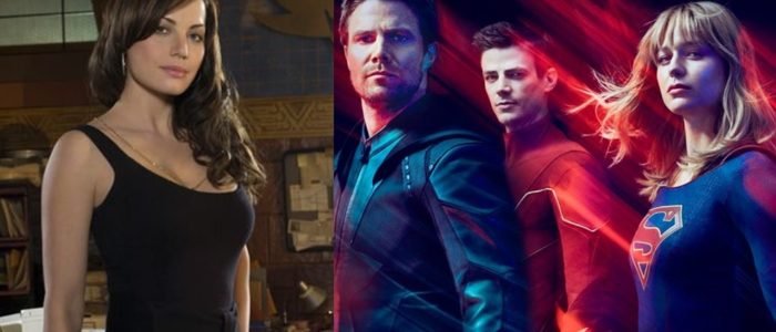 Erica Durance Joins Crisis On Infinite Earths As Smallville's Lois Lane