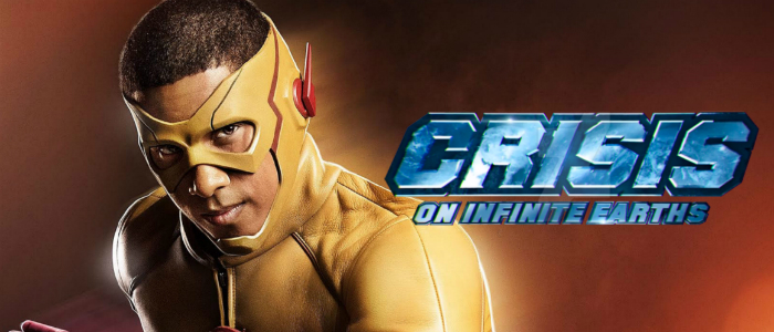 The Flash's Keiynan Lonsdale Confirms No Kid Flash In Crisis On Infinite Earths Crossover