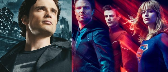 Crisis On Infinite Earths Crossover To Feature Smallville's Tom Welling