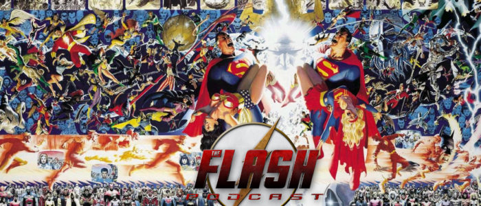 The Flash Podcast Season 5.5 – Episode 11: Crisis on Infinite Earths Comic Review