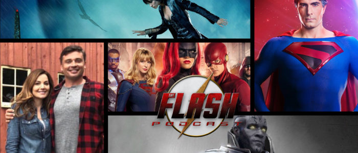 The Flash Podcast Season 5.5 – Episode 12: Crisis on Infinite Earths Confirmed Details & Speculations