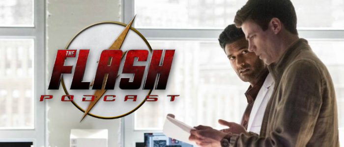 "The Flash Podcast Season 6 – Episode 3: ""Dead Man Running"" (& The Next Co-Host)"