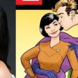The Flash Casts Natalie Dreyfuss As Sue Dearbon