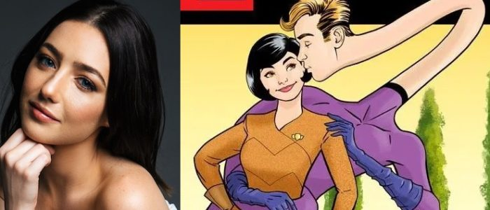 The Flash Casts Natalie Dreyfuss As Sue Dearbon