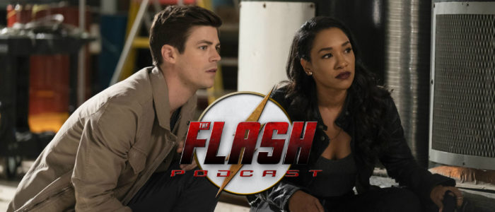 "The Flash Podcast Season 6 – Episode 11: ""Love Is A Battlefield"""